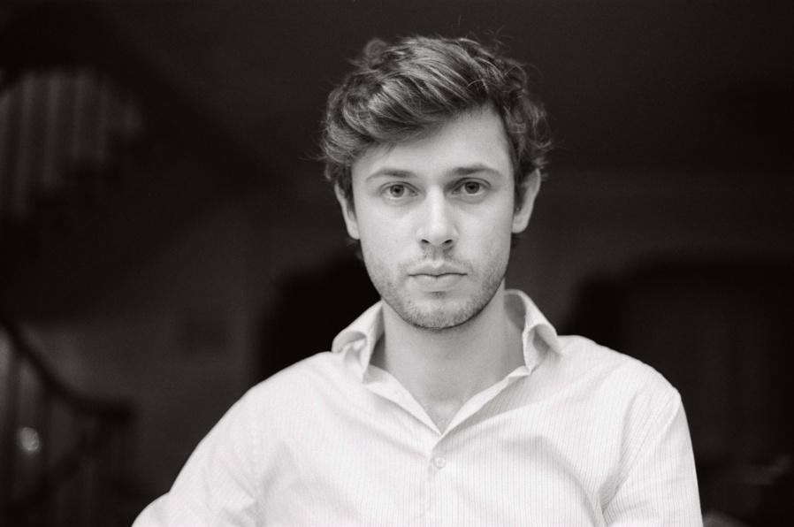 Maxime Pascal © Guillaume de Sardes