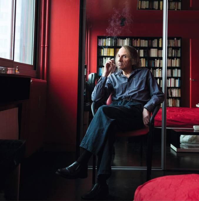Michel Houellebecq © Philippe Matsas
