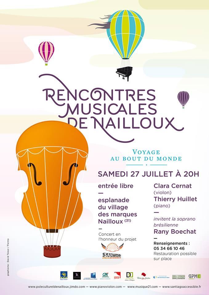 Rencontres musicales de Nailloux