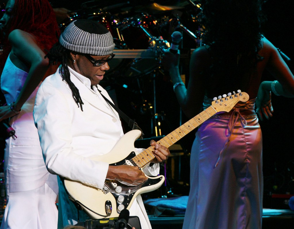 Nile Rodgers © Peter Kramer/Getty Images