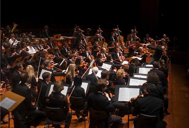Orchestre National du Capitole de Toulouse © Patrice Nin
