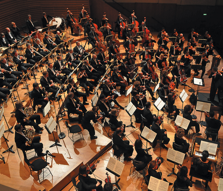 Orchestre Philharmonique de Radio France © JF Leclerc