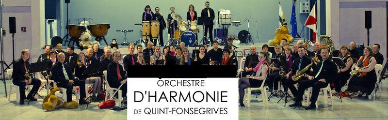 Orchestre d'Harmonie de Quint-Fonsegrives