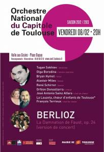 Orchestre du Capitole - Berlioz