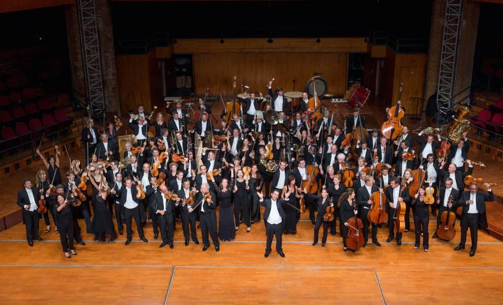 Orchestre National du Capitole © Patrice Nin