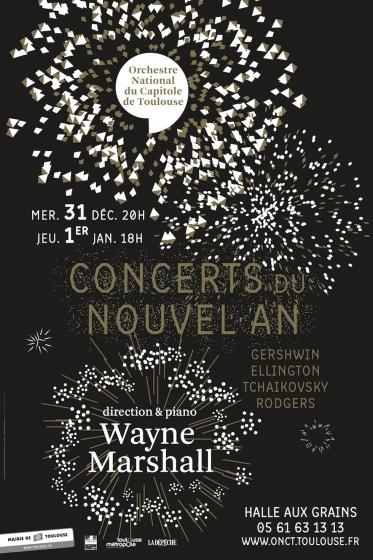 Orchestre National du Capitole - Wayne Marshall