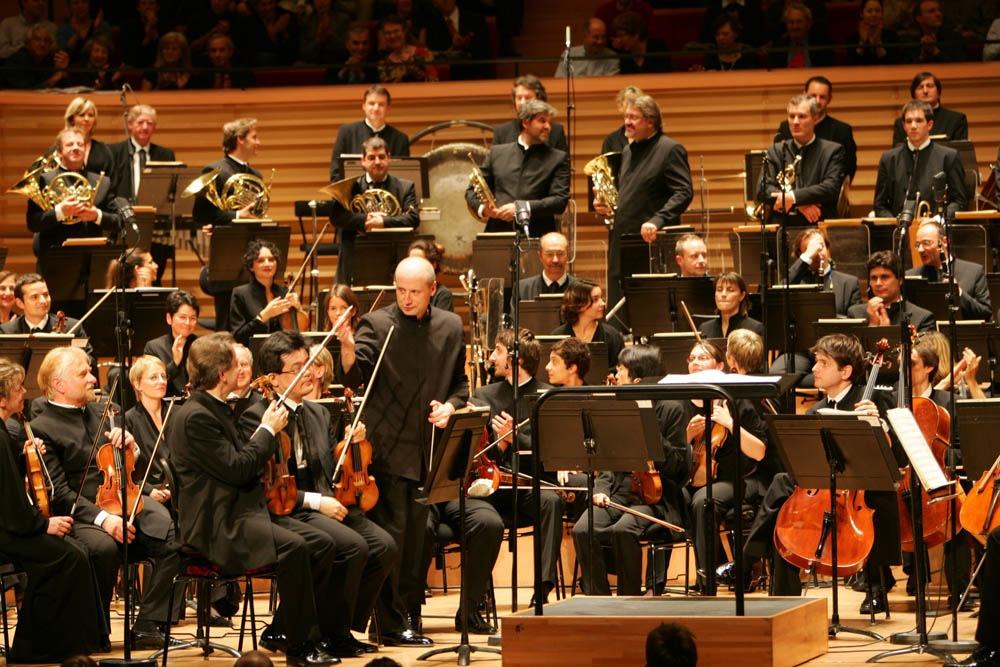 Orchestre de Paris © JB Pellerin