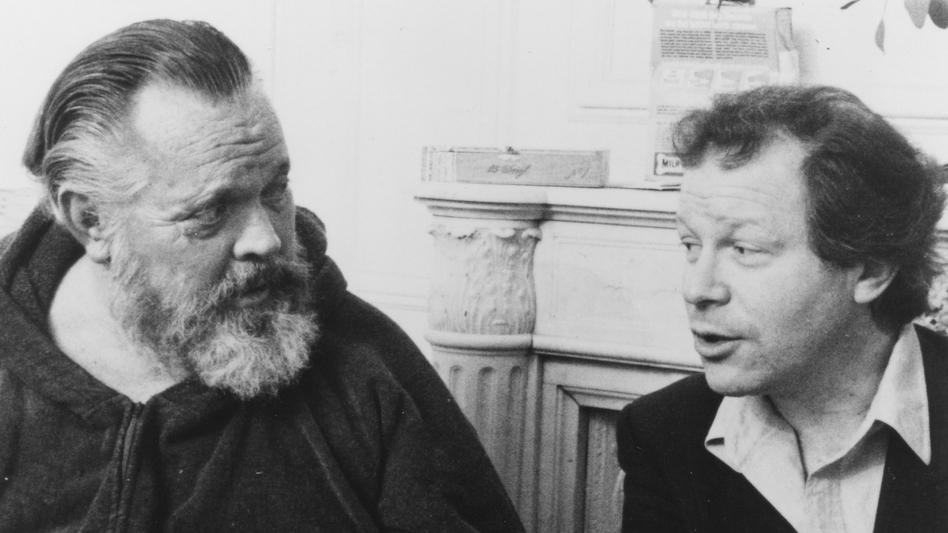 Orson Welles et Henry Jaglom