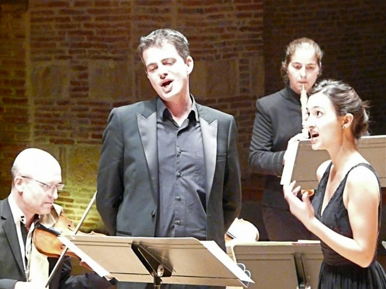 Philippe Jaroussky, Clémence Garcia