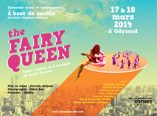 The Fairy Queen - A bout de souffle