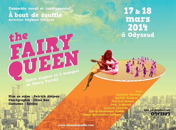 The Fairy Queen - A bout de souffle