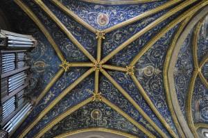Plafond Notre-Dame_de_Nazareth_-_Toulouse_-_JEP_2013_02