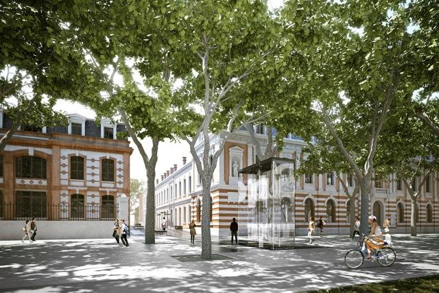QDS© SCAU architectes, Azema architectes associés