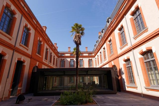 Quai Des Savoirs © Patrice Nin / Ville de Toulouse