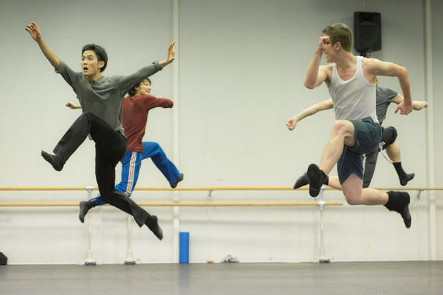 Répétition du Ballet du Capitole © David Herrero