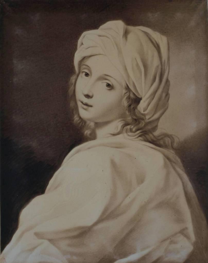 Raphaël MENGS d'après Guido Reni - Béatrice de Cenci, XVIIIe siècle