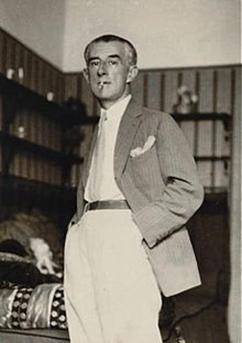 Ravel en 1928