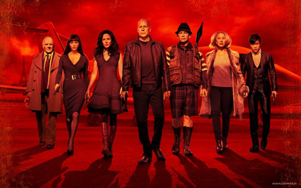 Red 2 de Dean Parisot