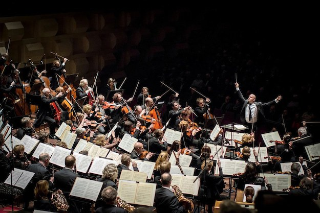 Rotterdam Philharmonic Orchestra © Hans Van DerWoerd