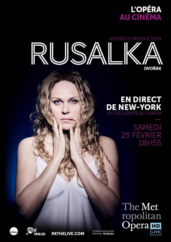 Rusalka Affiche