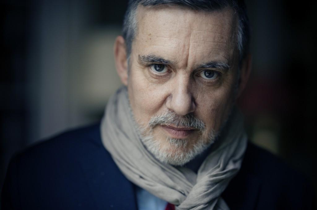 François Sureau © Jean-Baptiste Millot
