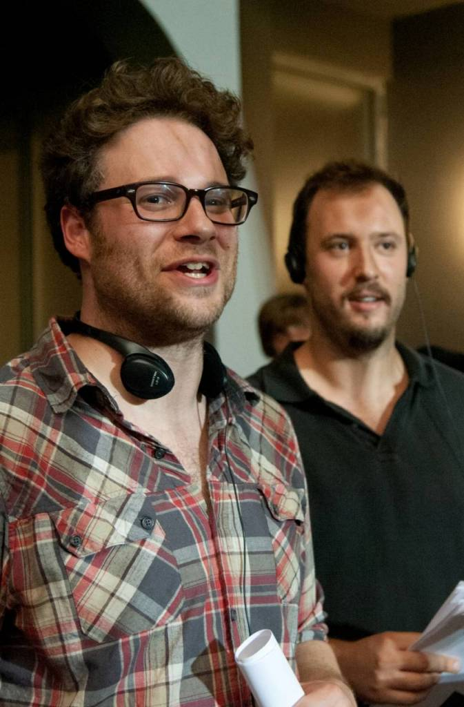 Seth Rogen et Evan Goldberg