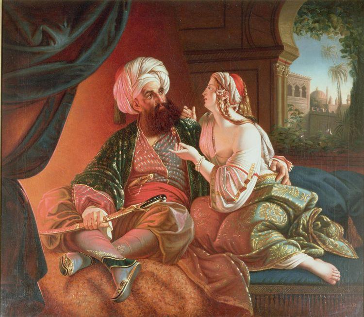 «Scheherazade» de Hermann Emil Sprengel (1881)