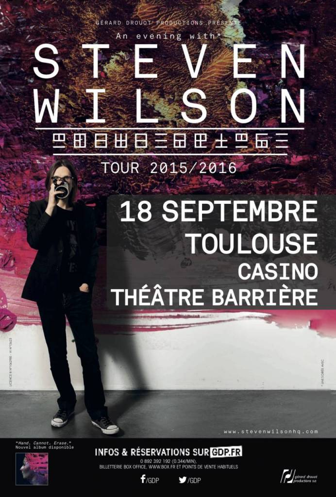Steven Wilson casino15