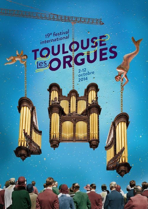 Toulouse les Orgues 2014