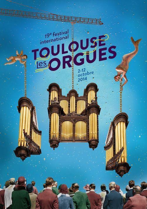 Toulouse les Orgues - édition 2014