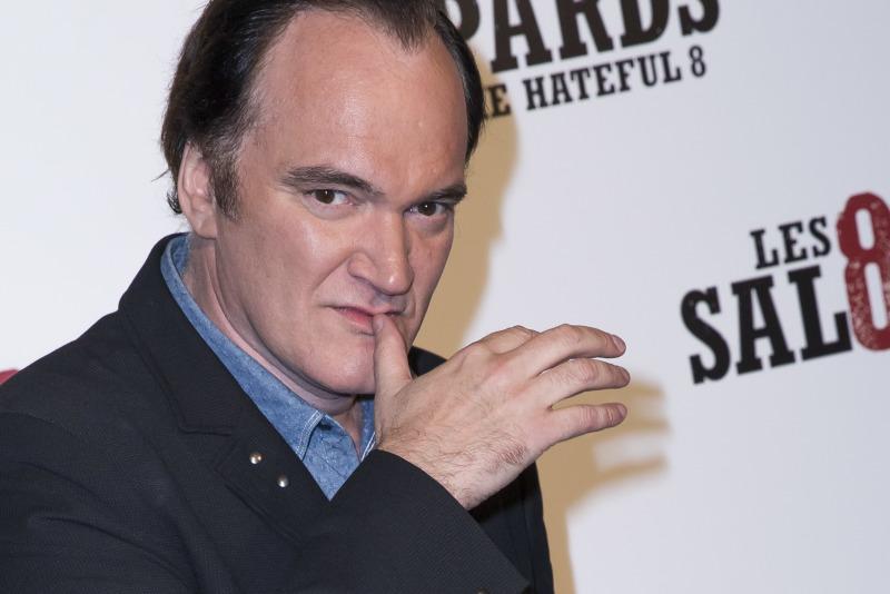 Tarantino © Olivier Borde / Bestimage