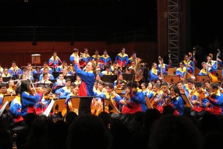 Teresa Carreno Youth Orchestra of Venezuela