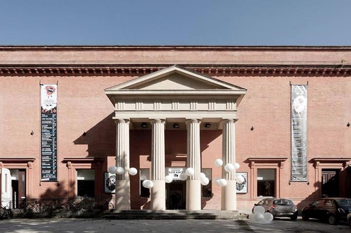 Théâtre Sorano façade