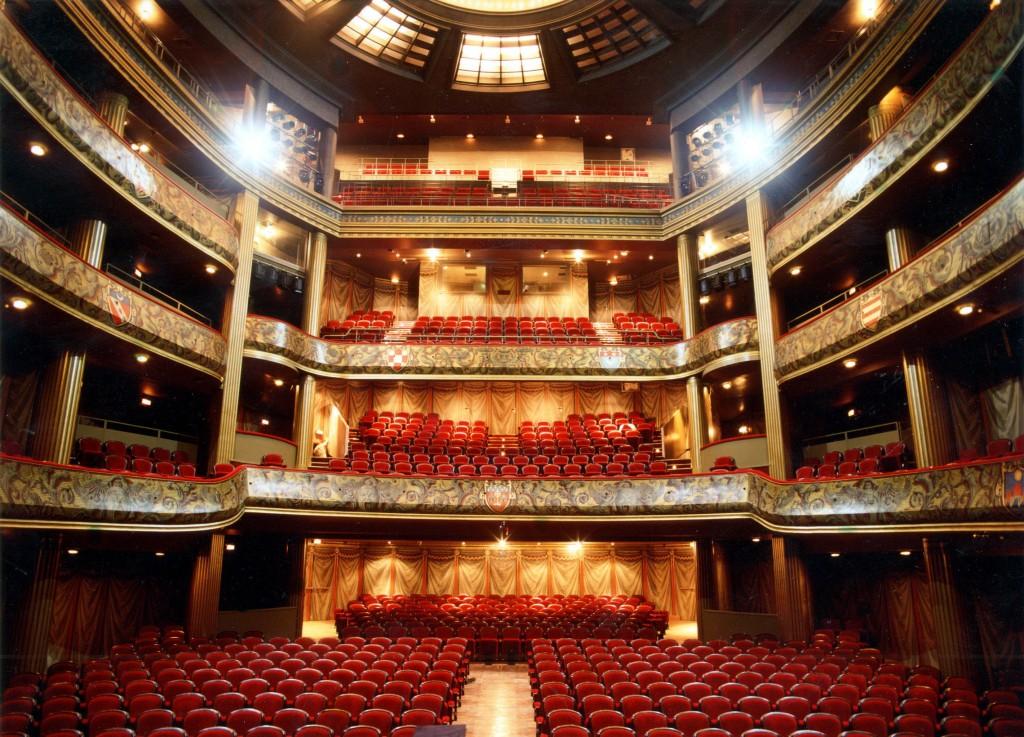 Theatre du Capitole © Patrice Nin