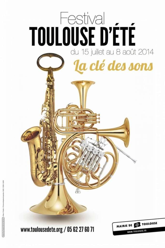 Toulouse d'été - Réservation