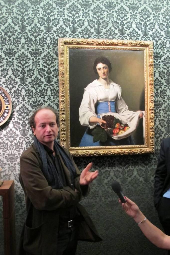 Axel Hémery, directeur du Musée des Augustins