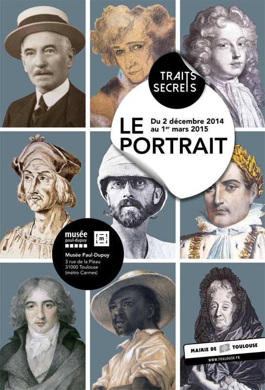 Traits Secrets - Musée Paul Dupuy