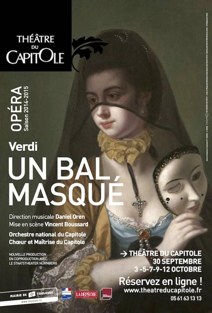 Un bal masqué - Théâtre du Capitole
