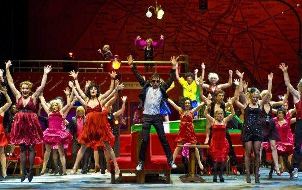 Une Vie parisienne à l'Opéra de Lyon