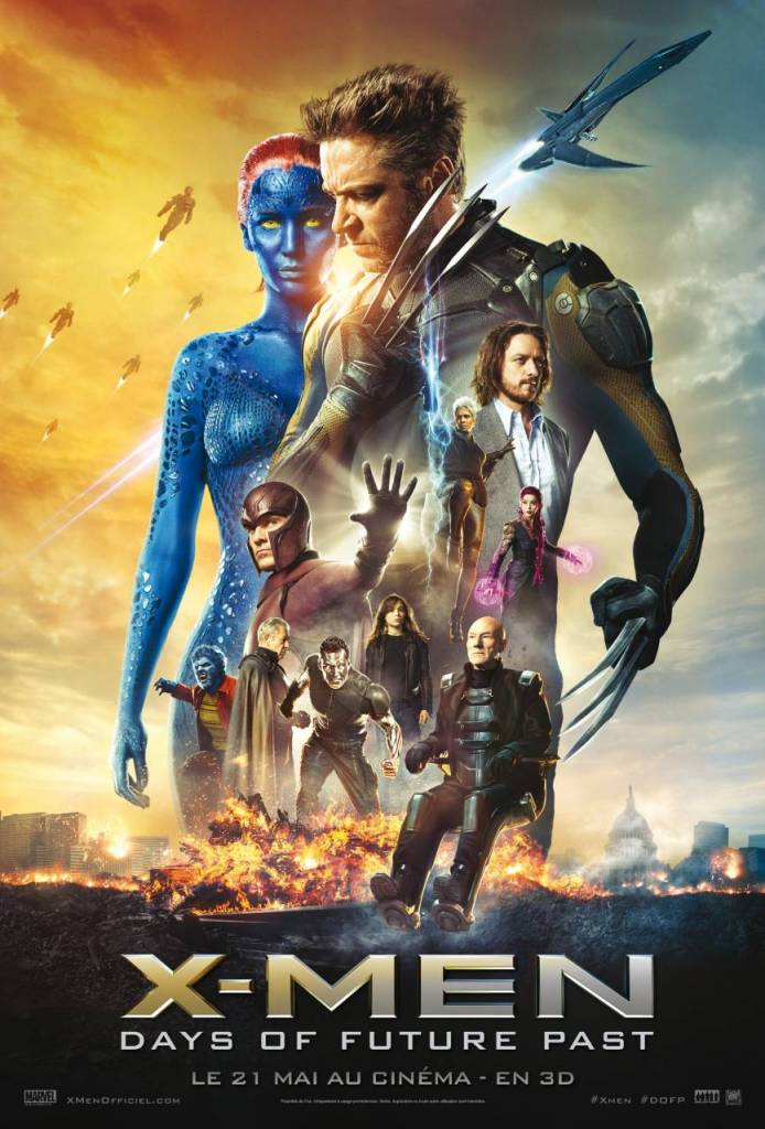 « X-men : Days of future past », un film de Bryan Singer