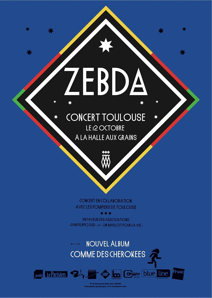 Zebda-concert