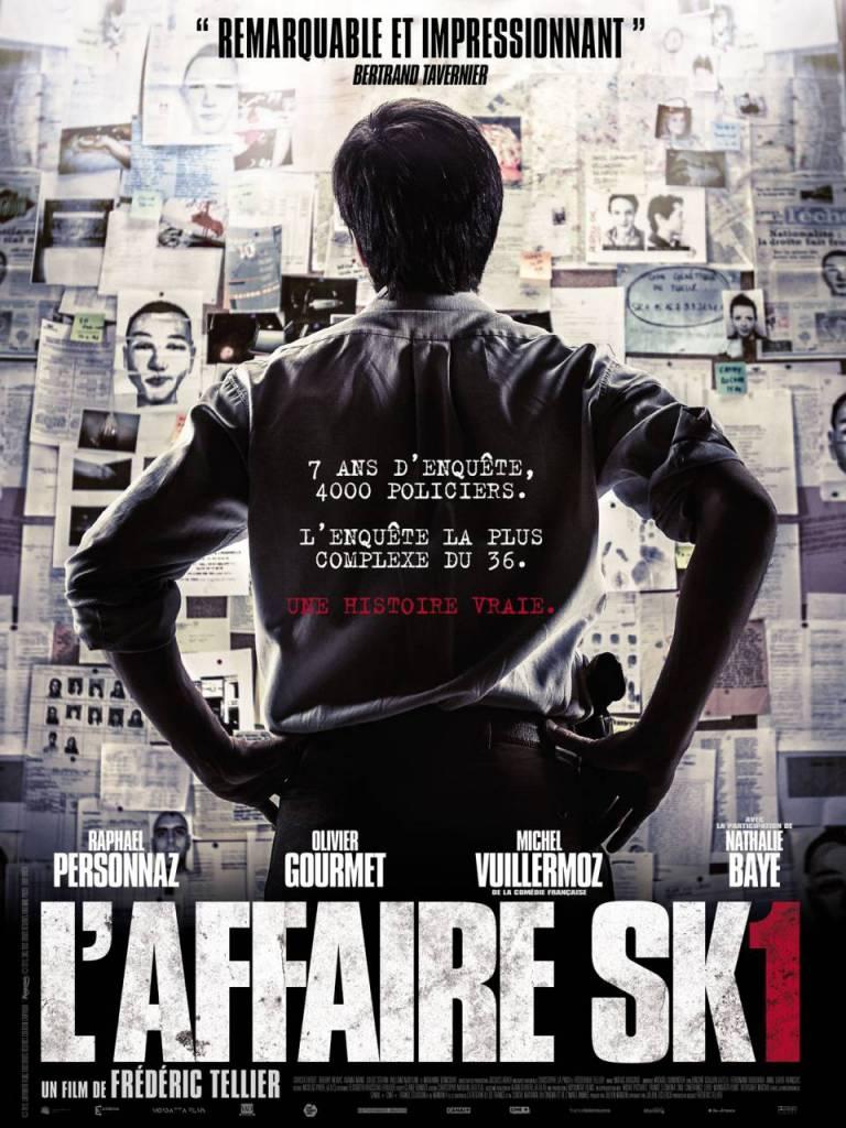 « L'affaire SK1 », un film de Frédéric Tellier