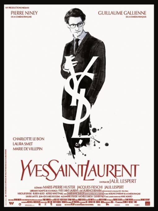 Yves Saint Laurent , un film de Jalil Lespert