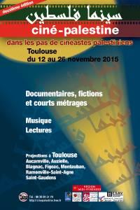 affiche_2015 cine palestine