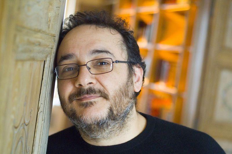 Le chef d'orchestre italien Rinaldo Alessandrini © Éric Larrayadieu