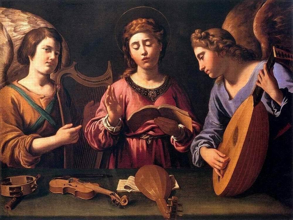 Antiveduto Gramatica vers 1615