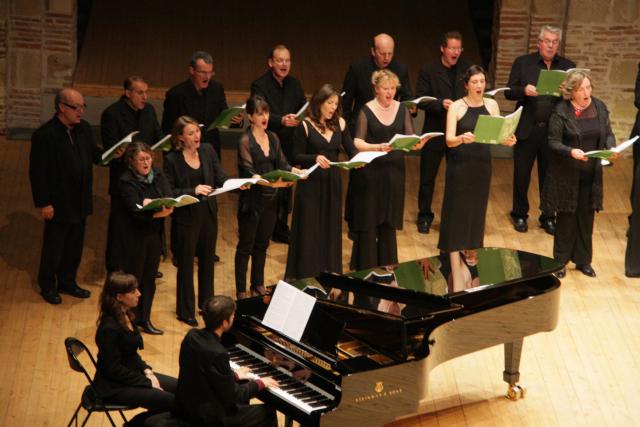 Le chœur Archipels