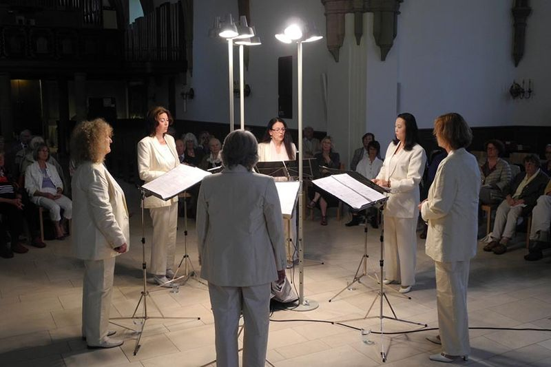 L'ensemble vocal Belcanto