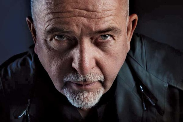 Peter Gabriel © Michele Turriani