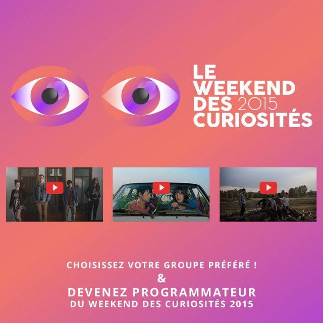 Le Weekend des Curiosités - Crédit Agricole 31